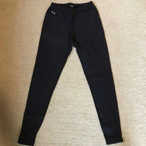 Black Under Armour Cold Gear Pants